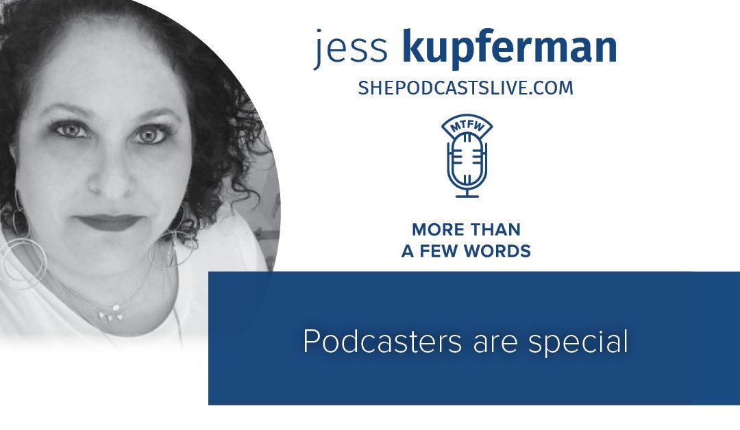 #407 She Podcasts with Jess Kupferman