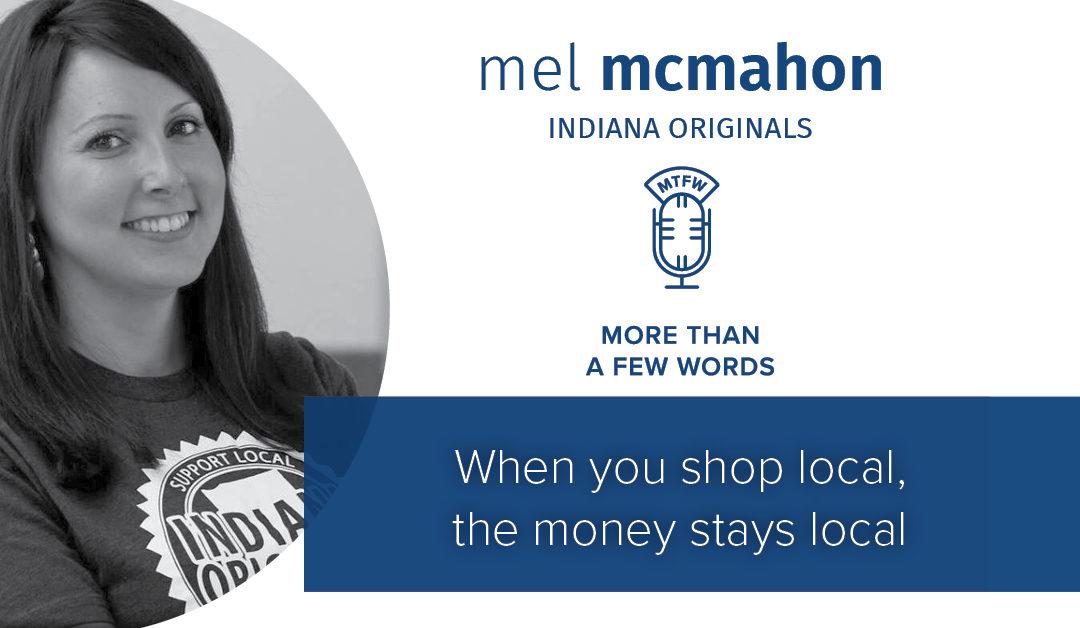 #408 Mel McMahon is an Indiana Original