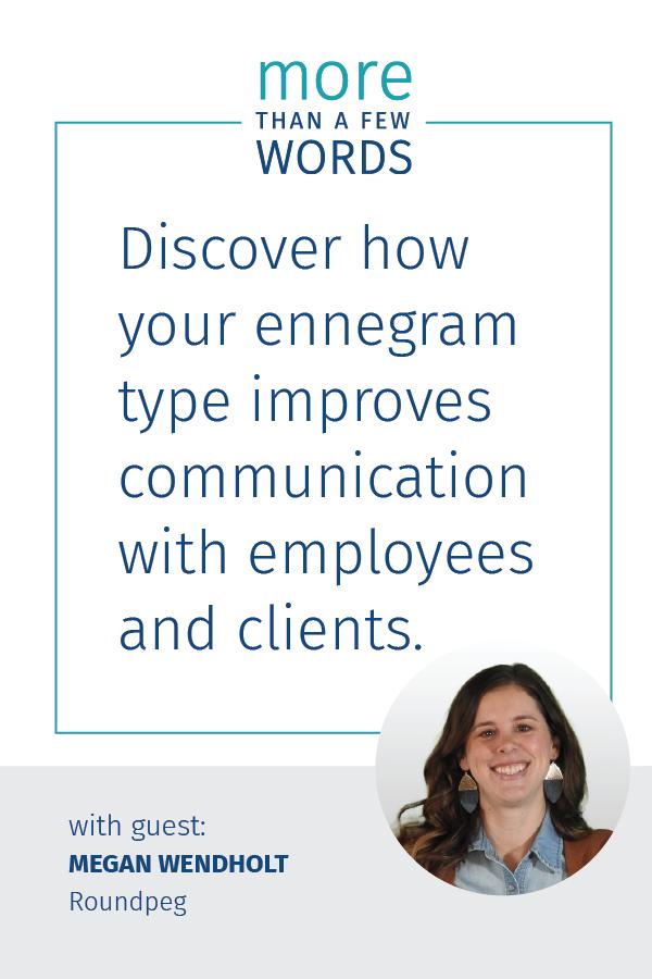 Megan Wendholt explains enneagram personality types