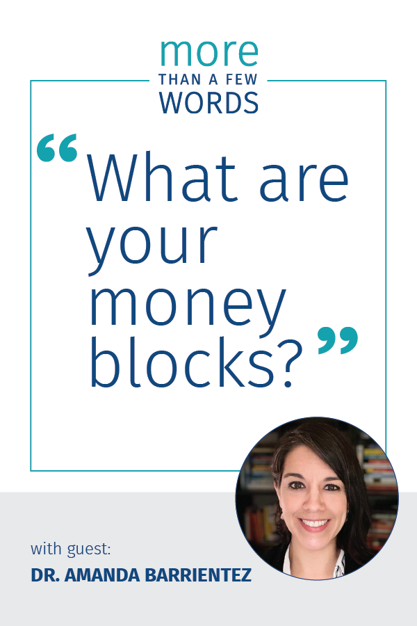 What are your money blocks?